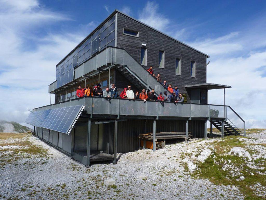 Výlet na Schiestlhaus (masív Hochschwabu v Rakúskych Alpách)