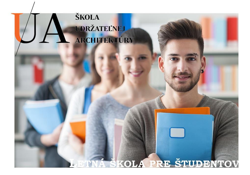 Letná škola udržateľnej architektúry pre študentov