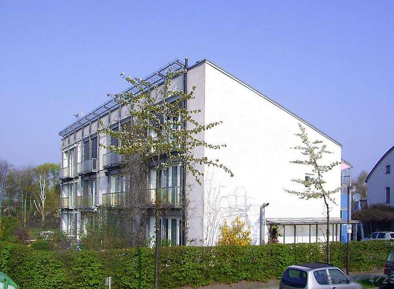 pasívny dom Kranichstein