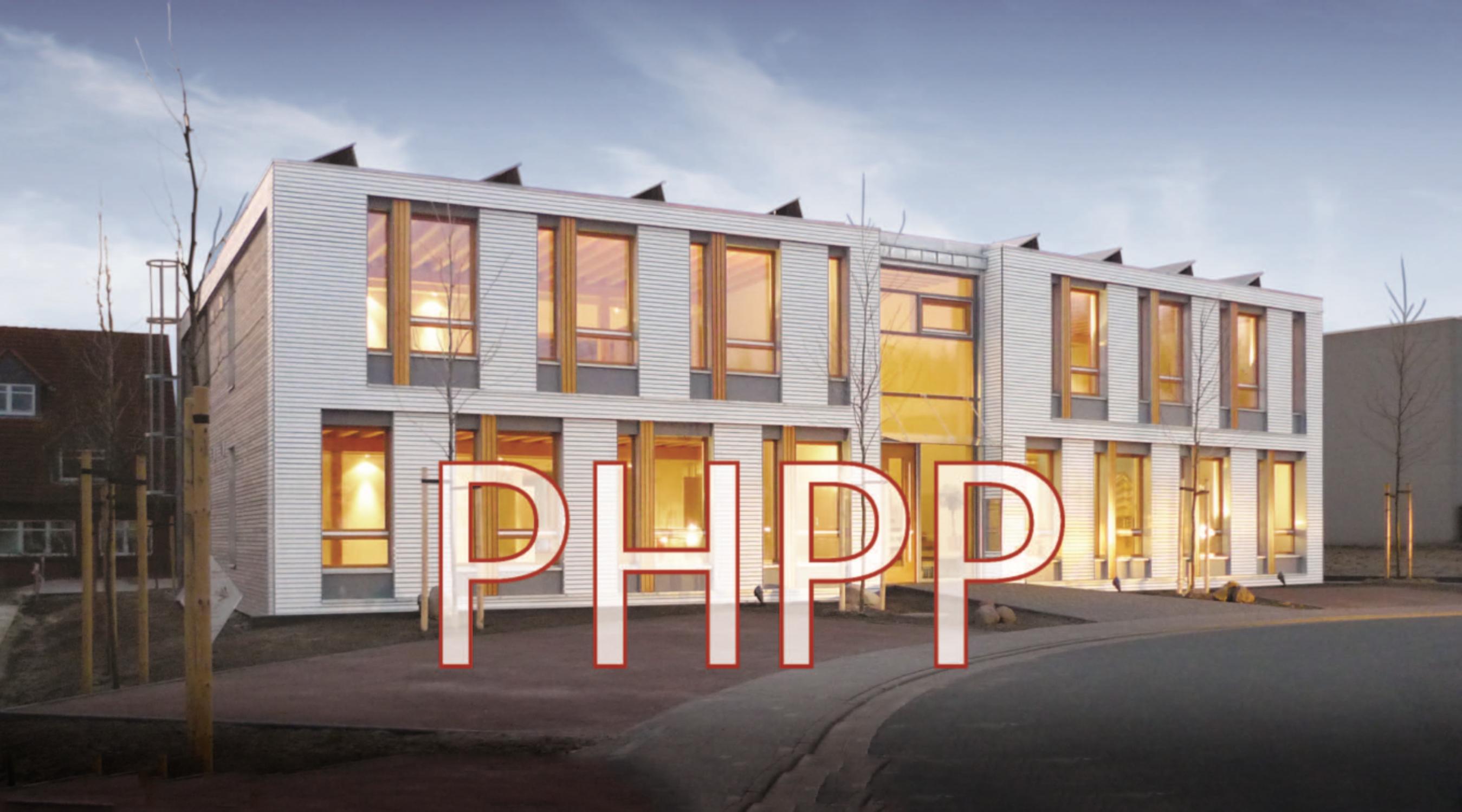 Predaj PHPP