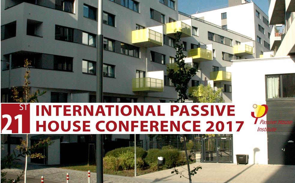 Konferencia PASÍVNE DOMY vo Viedni:  28.-29. apríla 2017