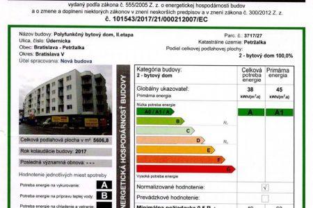 nizkoenergetické stavby
