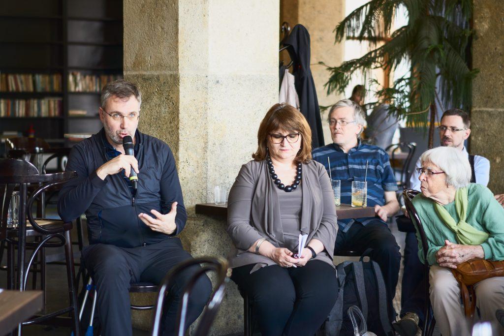 V Berlinke sme diskutovali o NOVEJ DOBE V BRATISLAVE