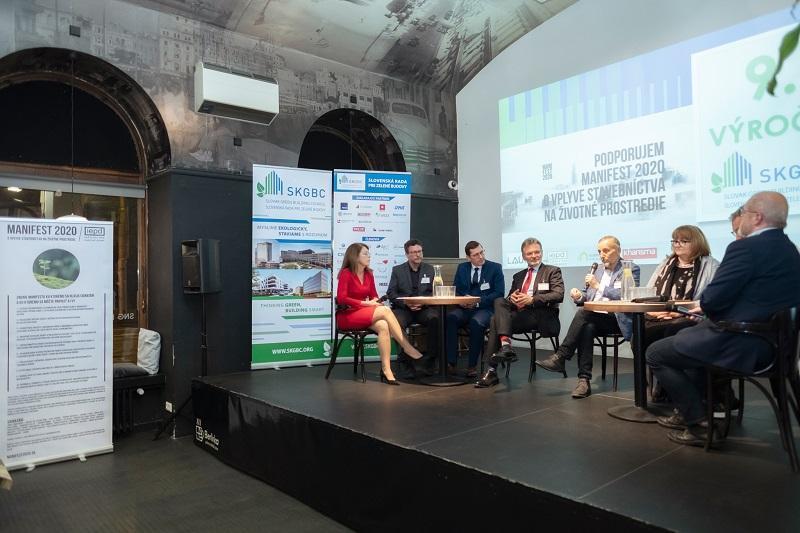 Diskusia k Manifestu 2020 na 9.výročí SKGBC