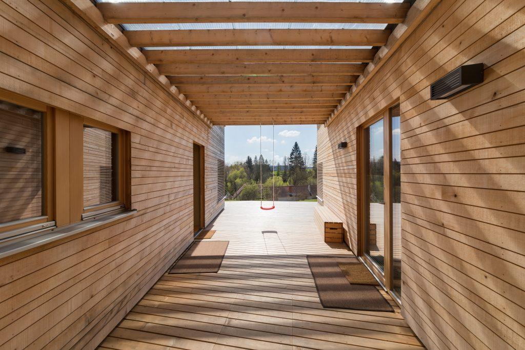 Výstava Salón drevostavieb 2021 v RKF v Bratislave