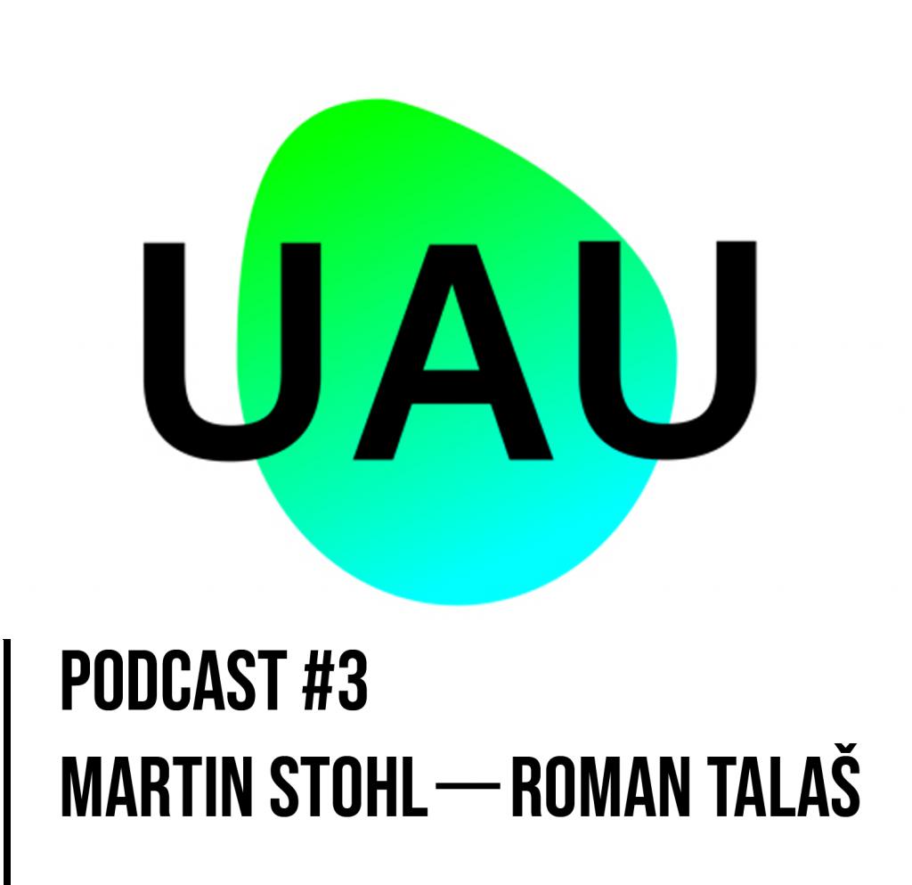 Nový diel podcastu UAU